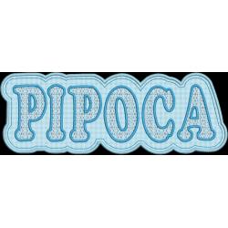 Aplique Pipoca