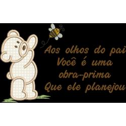 Ursinho e Frase