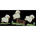 Trio Ovelhas