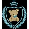 Moldura Urso