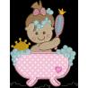 Menina Banho 01