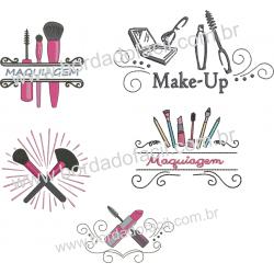 Pacote Maquiagem