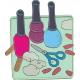 Kit Manicure aplique