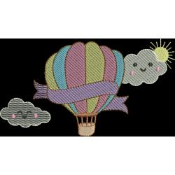 Balão Nuvéns