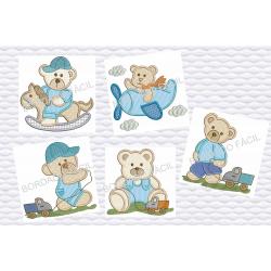 Pacote Ursos 03