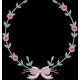Moldura Flor