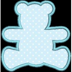 Urso Aplique