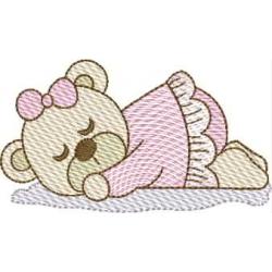 Ursinha dormindo