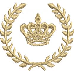Ramos com flor de liz