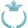 Ramos com coroa
