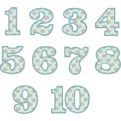 Pacote Números aplique