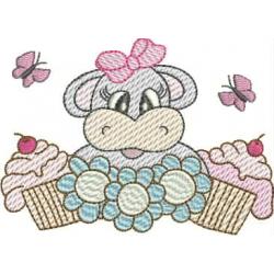 Vaquinha Cupcake