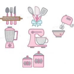 Pacote Cozinha 01