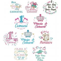Coleção Carnaval 02