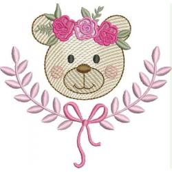 Ursa Floral Grátis