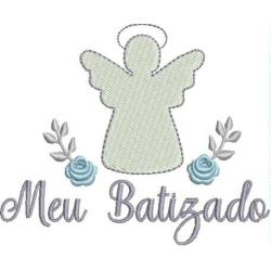Meu Batizado Anjo