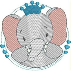 Elefante Coroa