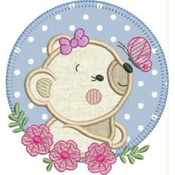 Urso Floral