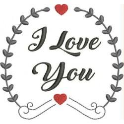 Dia dos Namorados Moldura