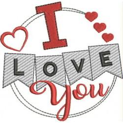 Dia dos Namorados I Love