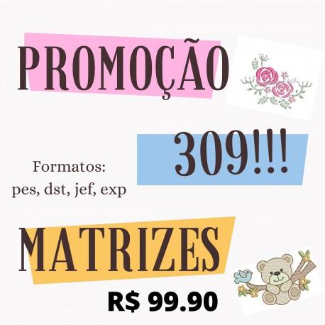 Promoção - Pacotes de Matrizes