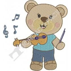 Urso Músico