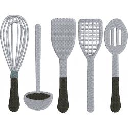 kit Utensílios Cozinha