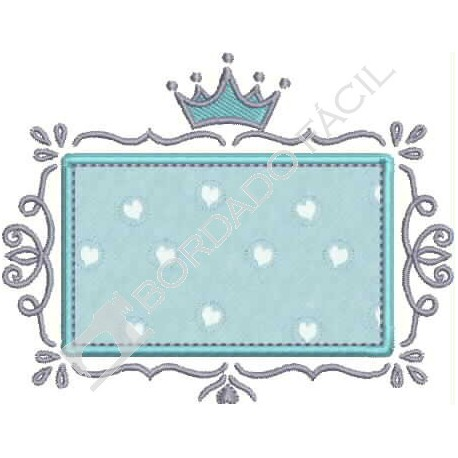 Moldura Coroa 11