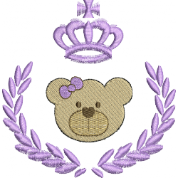 Ursa Coroa e Laço