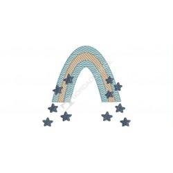 Arco Iris Estrelas