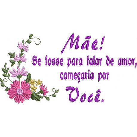 Dia Das Mães 01 Bordado Fácil