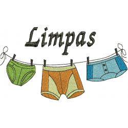 Cuecas Limpas