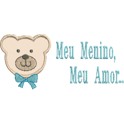 Urso Meu Menino