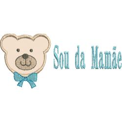 Urso Sou da Mamãe