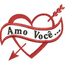 Coração Amo Você
