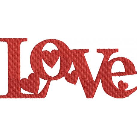 Love com Corações