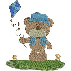 Urso com Pipa 01