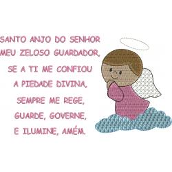 Oração Santo Anjo 01