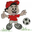 Menino Futebol