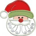 Papai Noel (barba detalhada)