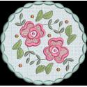 Floral delicado 04