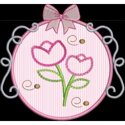 Floral delicado 09