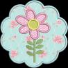 Floral delicado 10