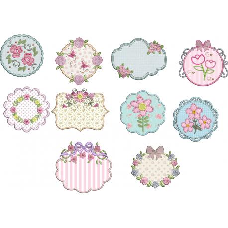 Pacote Floral Delicado
