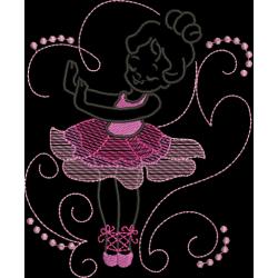 Menina Bailarina 03