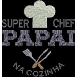 Papai na Cozinha