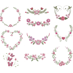 Pacote Floral