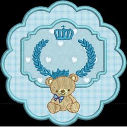 Ursinho Molduras