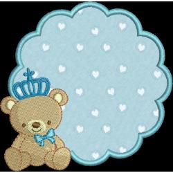 Urso Moldura 01