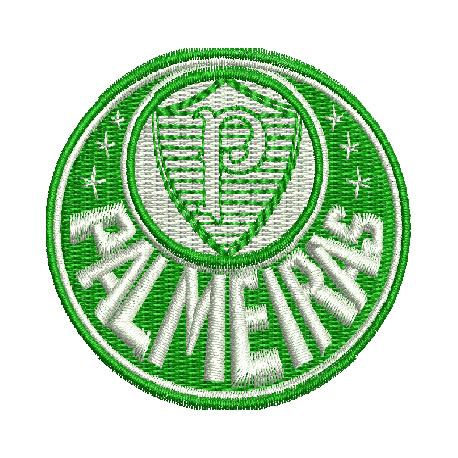 Escudo Palmeiras - Feminino f1d1c9886a7b1